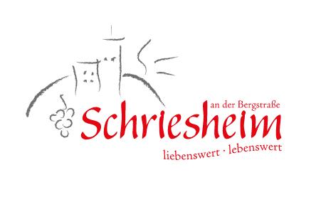 Logo von der Stadt Schriesheim