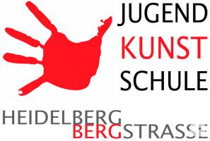 Logo der Jugendkunstschule Heidelberg-Bergstrasse e.V.