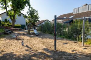 Überblick über den Spielplatz im Weinbergweg